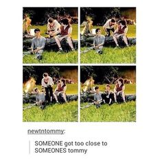 Newtmas. I don't ship it but I love there relationship