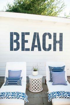 Very cute Beach Dec