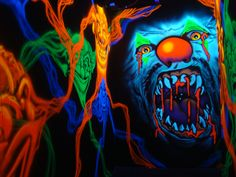 blacklight haunt | 3D Haunted Houses Packages includes but not limited to the following: