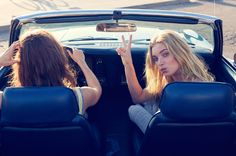 Grab your bestie and hit the open road! | Victoria's Secret