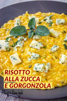 Risotto Recipes, Rice Recipes, Pasta Recipes, Vegetarian Recipes, Cooking Recipes, Healthy Recipes, Italian Dishes, Italian Recipes, Cooking For Dummies