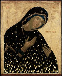 Παναγία, η Κεριώτισσα, Mary Kyriotissa