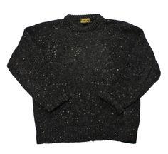 Vintage 90s Eddie Bauer Wool Sweater Mens Size Large $35.00