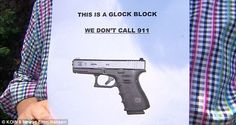 """Welcome to the """"Glock Block."""""""