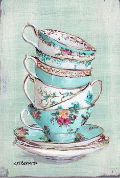 #Tea - Gail McCormack                                                                                                                                                      Mais