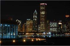 Chicago! White Sox pride