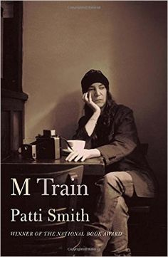 M Train by Patti Smith http://www.bookscrolling.com/the-best-biography-memoir-books-of-2015-a-year-end-list-aggregation/