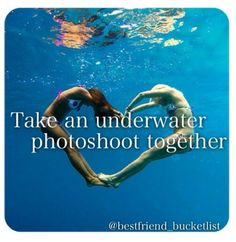 Best friend bucket list .... Not professionally of course ...more for the laugh factor ...@mommy2onegirl