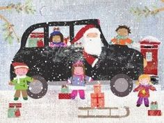 Save the Children charity Christmas card - see our top 40 charity Christmas cards here! http://www.charitychoice.co.uk/blog/the-40-best-charity-christmas-cards/103 @Save the Children UK