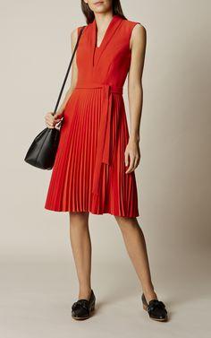 Promod kleid rot