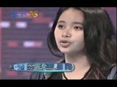 Viorisca A - The Next Indonesian Idol 2014 Audisi Yogyakarta
