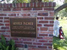 Arnold Palmer's greatest shot Arnold Palmer, Great Shots, Golf, History, History Books, Historia