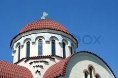 Kirchenkuppel | Stock-Foto | Colourbox on Colourbox Kirchen, Pisa, Taj Mahal, Tower, Building, Travel, Photos, Spain, Pictures