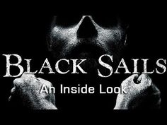 Black Sails: An Inside Look - I'm totally sucked into it. 1715 must have been a very hard time. Hannah New, Billy Bones, Black Sails Starz, Charles Vane, Jessica Parker Kennedy, Tom Hopper, Captain Flint, Toby Stephens, Pirate Life