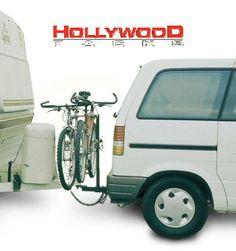 """Hollywood Racks Tow N' Go 3 Bike Rack 2"""" Hitches"""