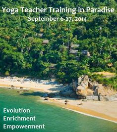 #Yoga Teacher Training in Paradise: 200 hour #Ashtanga #Vinyasa Immersion. Join master yoga teacher Shareen Woodford for a life changing three week journey into the heart of yoga and into the depths of yourself. More details at: http://www.xinalaniretreat.com/192-yoga-workshop-200hr-teacher-trainings.html