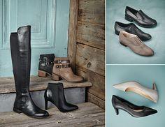 Franco Sarto® Leather Footwear