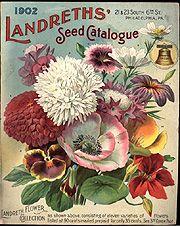 Landreths' Seeds For Spring Seeding-1902