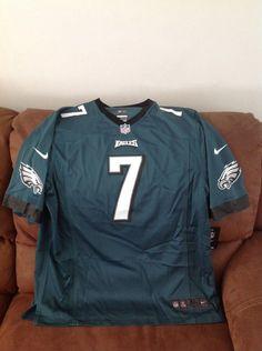 500648ea0ba ... nike Philadelphia Eagles Michael Vick 7 football printed jersey NWT  Size XL men ...