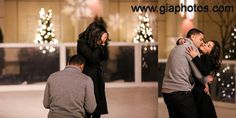 So, as promised in my last blog, here are some photos from a few surprise proposals I've had the pleasure of photographing all throughout Chicago. The majority of couples use the most iconic Chicago backdrops as the location for this wo...