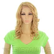 Vanessa Synthetic Super Lace Front Wig Tops C Side Milkis