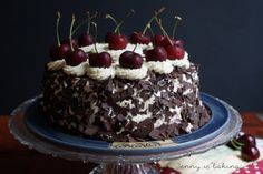 The Real Deal: Black Forest Cake