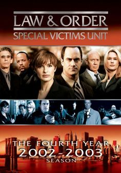 Law & Order: Special Victims Unit - The Fourth Year.