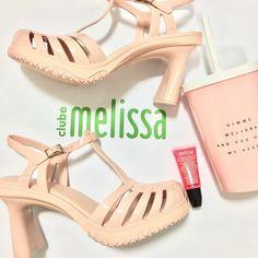 Melissa Vixen #paixão #amorporela #mymelissa #melissavintage