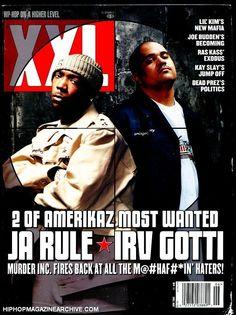XXL Magazine | Hip Hop Magazine Archive