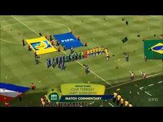 2014 FIFA World Cup Brazil - Brazil vs Croatia Gameplay [HD]