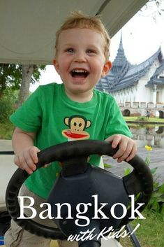 72 Hours in Bangkok with Kids