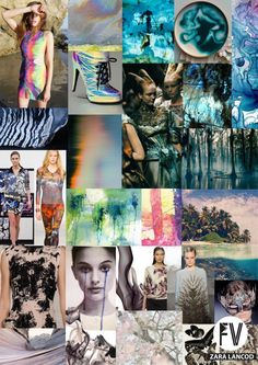 [ TREND REPORT ] FUTURISTIC NATURE by Zara Lancod from website Fashion Vignette  ©  Zara Lancod - all rights reserved.   Inspirational layout may not be reproduced or transmitted in any form or by any means, electronic, photocopying, or otherwise, without prior written permission.