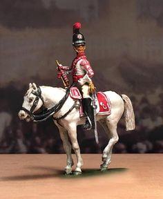 Baden Garde du Corps 1809 Trumpet
