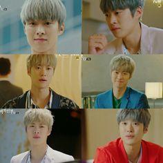 Korean Dramas, Korean Actors, Lim Ju Hwan, Gong Myung, Bride Of The Water God, Shin Se Kyung, Joo Hyuk, Kim Dong, Lee Jong Suk