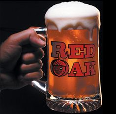 Red Oak Lager - yum - Previously Greensboro, NC now somewhere in the middle of nowhere NC.