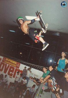Christian Hosoi -Brazil - 1988