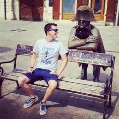 giovanni_gilardi's photo Bratislava, Slovaquie Napoléon se confie