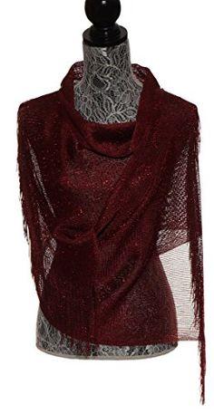 Petal Rose Sheer Mesh Glitter Sparkle Shawl Wrap Fringe P... https://www.amazon.com/dp/B01HK2VQYE/ref=cm_sw_r_pi_dp_x_pCdqyb9QD3SGZ