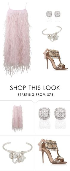 """""""19"""" by mivaldal on Polyvore featuring Michael Kors, Henri Bendel and Casadei"""