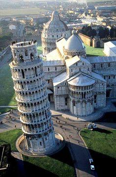 Toren van Pisa.