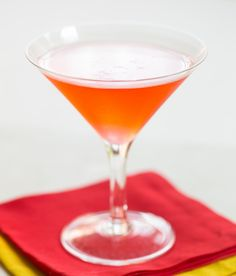 Panama Red Recipe | www.thedrinkkings.com #cocktails