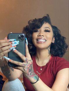 Baddie Hairstyles, Black Girls Hairstyles, Weave Hairstyles, Cute Hairstyles, Hair Inspo, Hair Inspiration, Curly Hair Styles, Natural Hair Styles, Twisted Hair