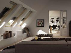 Living.cz - Nebojte se šikmých stropů. Zařiďte si bydlení podkroví!