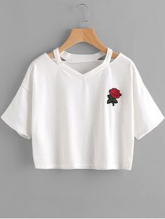 $9.99  Floral Embroidered Cold Shoulder Top  zaful,zaful.com,zaful fashion,zaful online shopping,tops,womens tops,long sleeves,long sleeve tops,blouse,blouses,blouse designs,blouse outfit,blouse outfit casual,blouse outfit summer,blouse,teen,teens,teen fashion,outfits for teens,2017 fashion,2017 trends,shoes,top,skirt,jeans,shirts,clothes,white blouse,womens shirts,women's blouses,pantsuit,silk blouse,black blouse,off the shoulder tops,crop top,green top,sequin top,tunic tops for women,white…