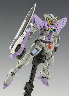 RG 1/144 Gundam Exia - Painted Build
