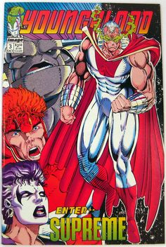 Youngblood #3 1st Supreme Image Comics (1992) $6 Ships All Buy 6 Get 1 $1.00