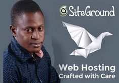 Oladejo Elisha Published a Review About SiteGround as the TOP All-In-One Web Hosting Company