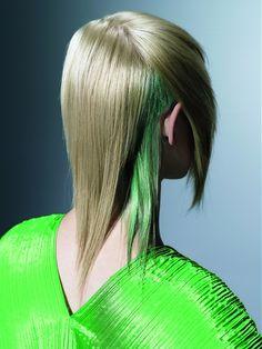 Great Lengths medium blonde Hairstyles
