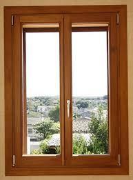 Resultado de imagen para ventanas de madera Window Glass Design, House Window Design, House Outside Design, House Design, Wooden Windows, Windows And Doors, Building Windows, Sliding French Doors, False Ceiling Design