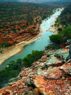 Ideas For Landscaping Beautiful National Parks Kalbarri National Park, Zion National Park, National Parks, Queensland Australia, Western Australia, Australia Travel, Ocean Photography, Travel Photography, Photography Tips